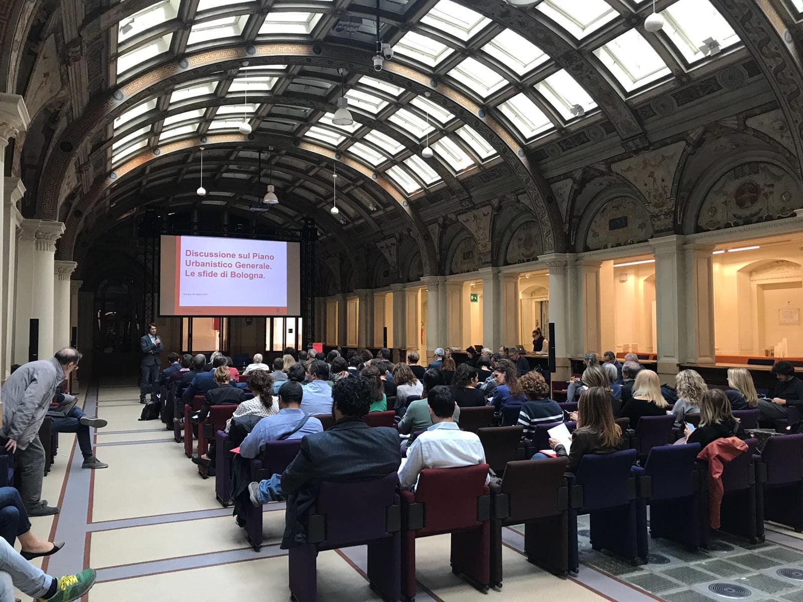 Auditorium Enzo Biagi Bologna